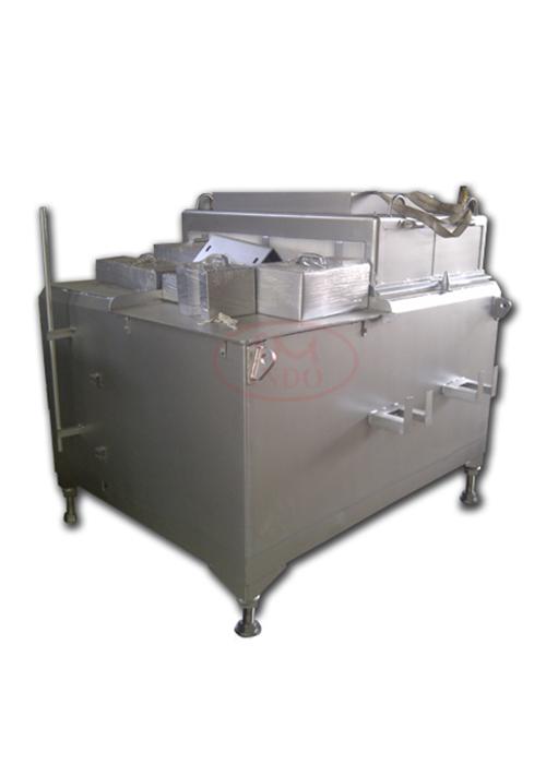 Aluminum Holding Furnace Cap 900 kg ( HF-900 )