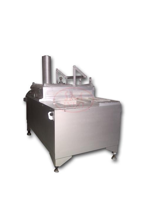 Aluminum Holding Furnace Cap 900 kg Burner Type ( HF-900B )