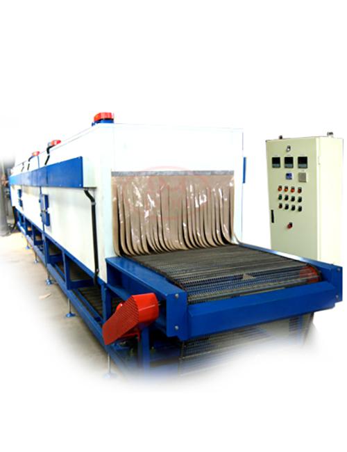 Multi Zone Drying- Conveyor Oven  ( MZ-DCO )