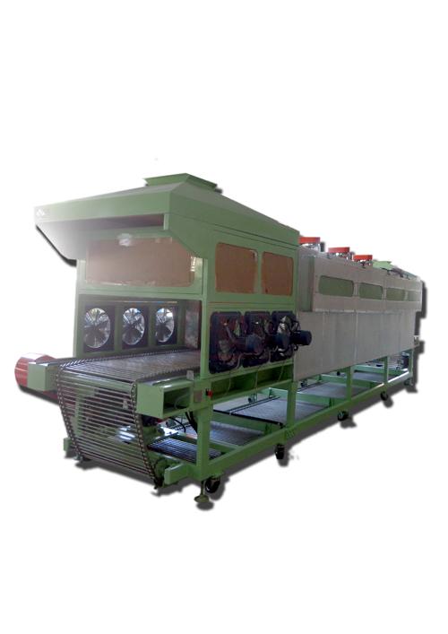 Multi Zone Curing Conveyor Oven ( MZ-CCO )