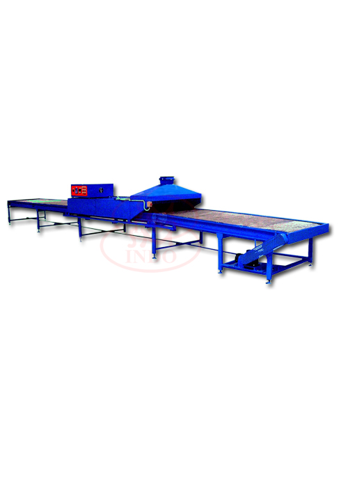 Infrared Heater Drying Conveyor Oven ( IH-DCO )