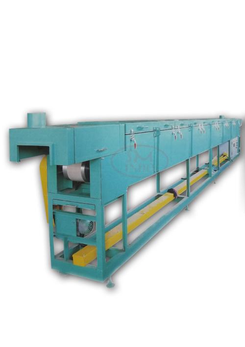 Heat Resistance Belt Curing Conveyor Oven ( HRB- CCO )