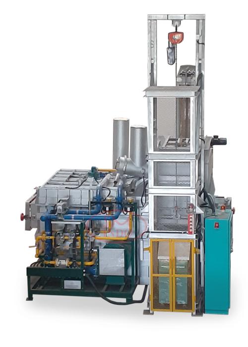 Al Continuous Melting Furnace (ACMF-500-1200)