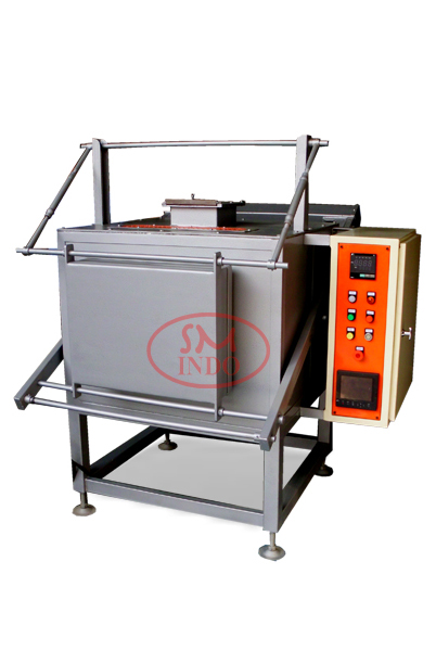 Vertical Lift Door Furnace ( VLDF-02 )