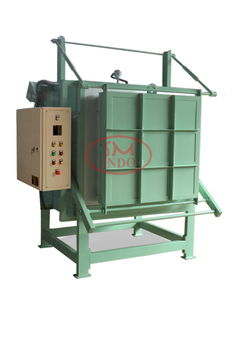 Vertical Lift Doors Furnace ( VLDF-03 )