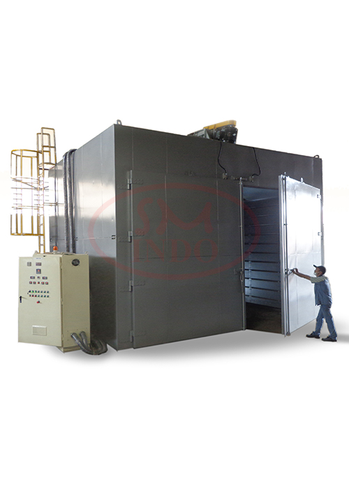 Large Chamber Walk In Drying Oven ( LC-WIDO )