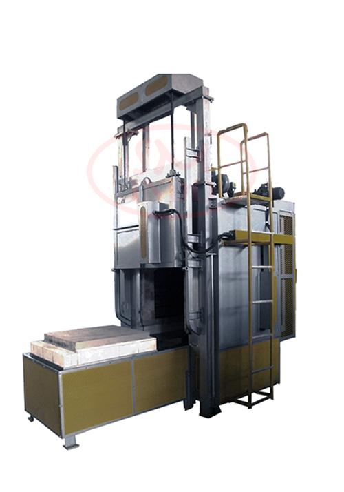 Hi Temp Vertical Lift Door Oven With Auto Sliding Table ( VLDO-AST- HT )