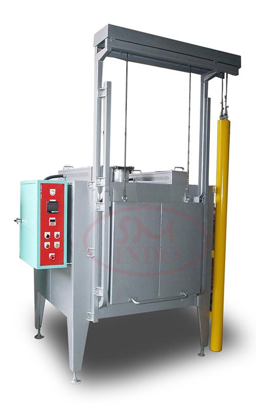 Vertical Lift Door Oven ( VLDO-02 )
