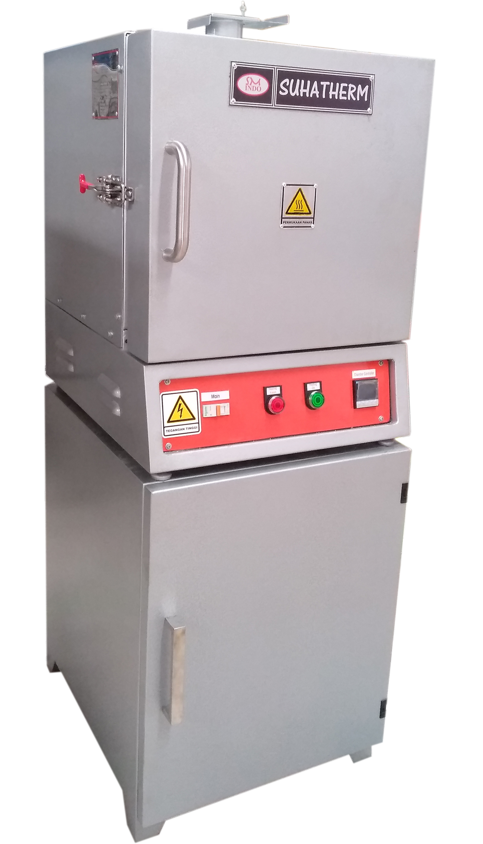 Laboratory Bench Furnace With Floor Standing Cabinet LBF-05/5-FSC